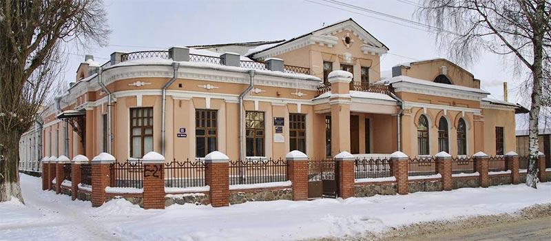 Музей в Краснограді